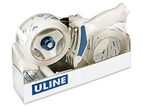Uline Clear Carton Sealing Tape Combo