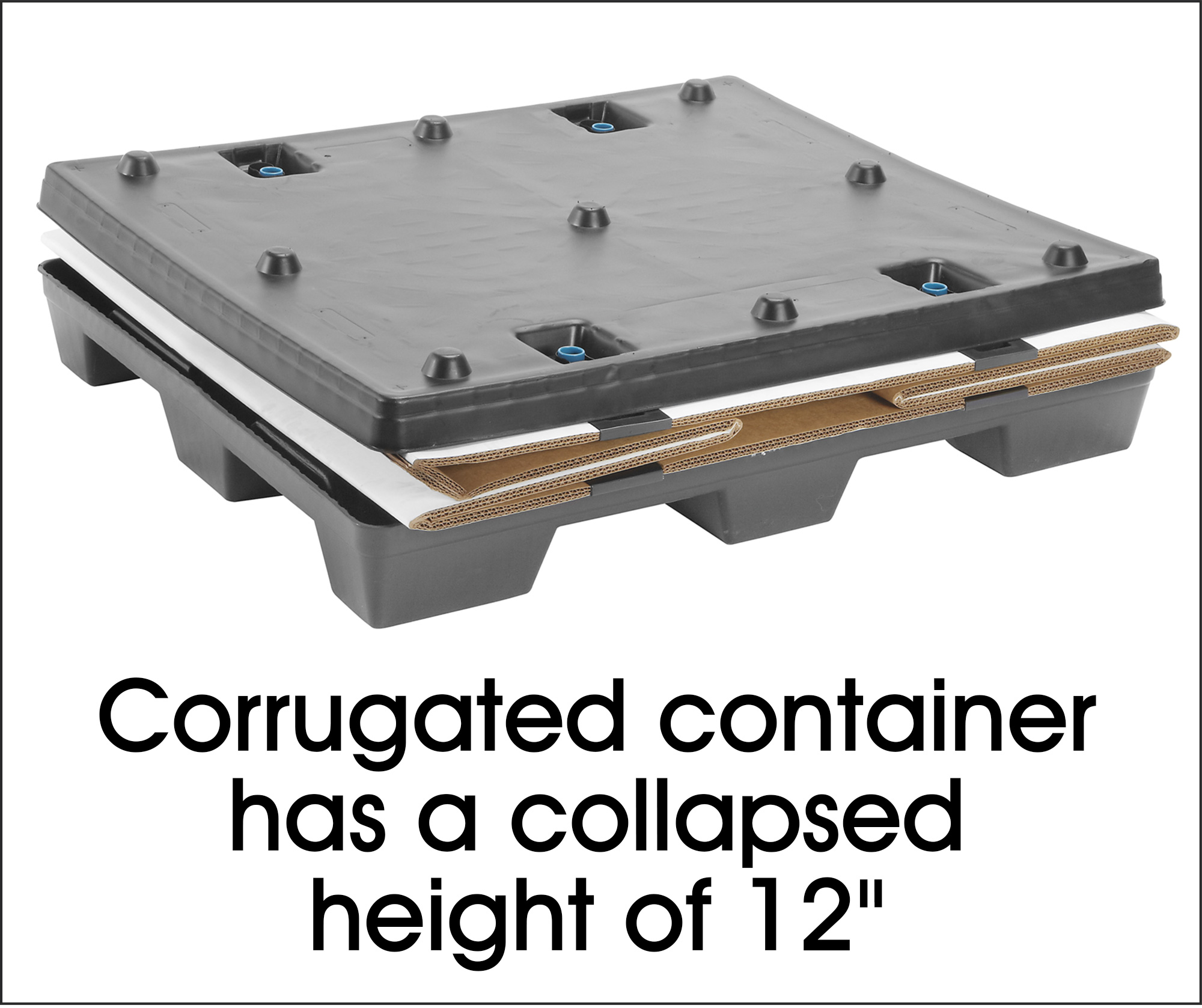 Corrugated Bulk Container