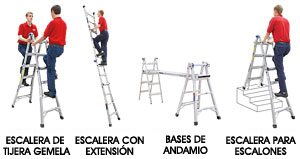 Multi-Function-Ladder