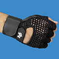 Ventilated Wrist Support Gloves