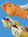 Welders Heat Resistant Gloves