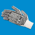 PVC Dot Knit Gloves