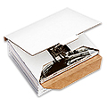 CD Jewel Case Mailers - Corrugated